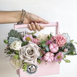Цветочный ящик Хлоя
