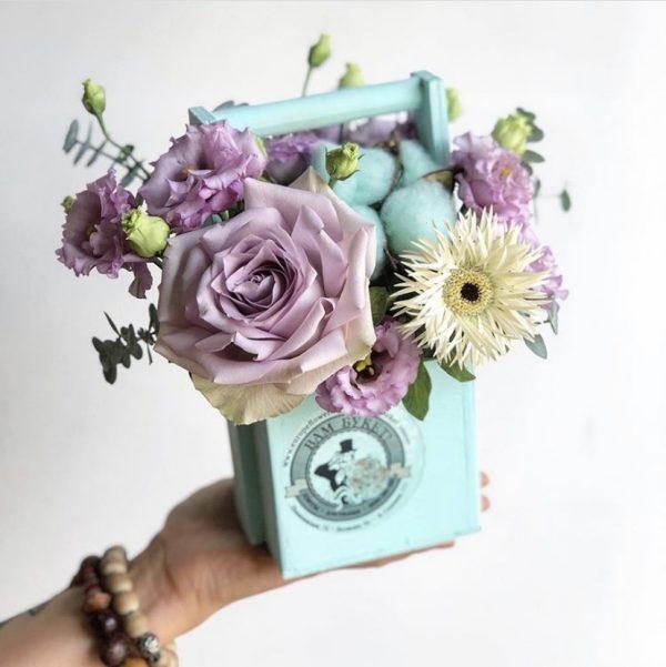 Цветочный ящик Крошка